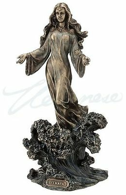 Yemaya Statue Mother Of All And Goddess Of The Ocean Sculpture Figure