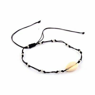 Fashion Shell Elegant Woman Luxury Anklet Exquisite Geometric Zircon Anklet 3N