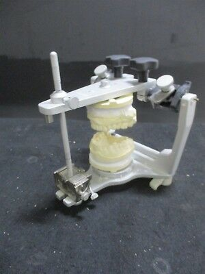 Whip Mix Dental Laboratory Articulator for Occlusal Analysis w/ Facebow