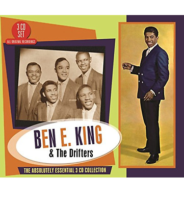 Ben E King The Drifters Absolutely Essential Best Of Greatest Collection 3CD NEW