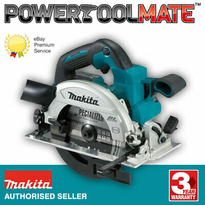 Makita NEW DHS660Z 18V LXT 165mm Brushless Circular Saw Bare Unit Like Dhs680z