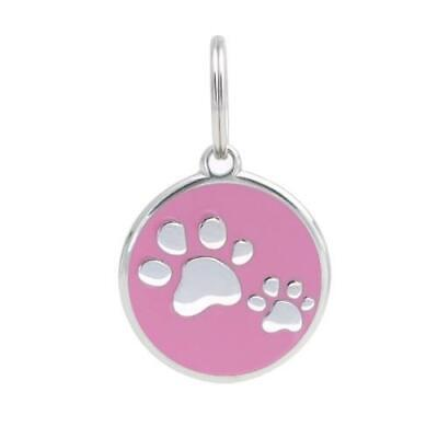 PetTouchID Smart Dog ID Tag, Stainless Steel, QR Code, GPS Location (PAWS)
