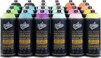 Ironlak Yard Master 24 spray paint