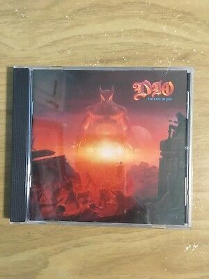CD Dio The Last In Line