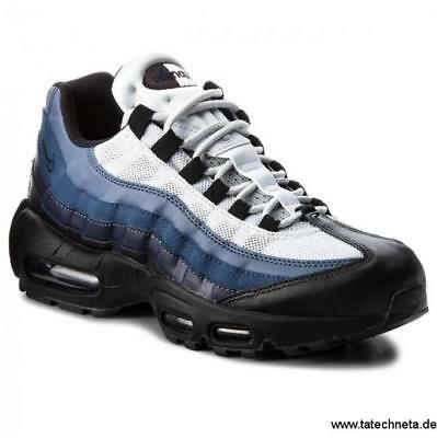 best service c1082 769d1 Nike Air Max 95 Essential Obsidian Mens Trainers 749766 028 Uk Size 9 44