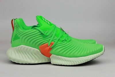 0bf4b1f76 Adidas Originals Alphabounce Instinct M Men Cg5515 Shock Lime Green New Nib  Nwt