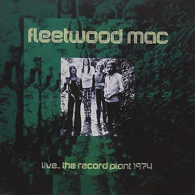 Fleetwood Mac - Live... The Record Plant 1974 (2018)  CD  NEW/SEALED  SPEEDYPOST