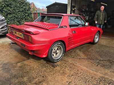 Fiat X19 Widebody project
