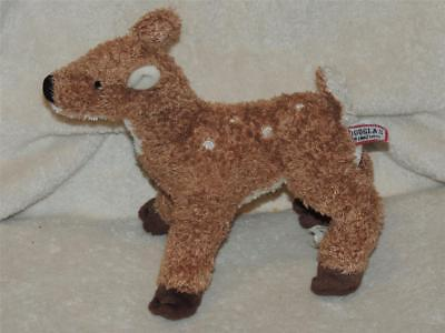 Plush Douglas Cuddle Toys Deer Fawn White Spots Stuffed