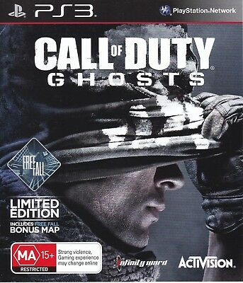 CALL OF DUTY: GHOSTS PS3 Game