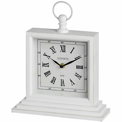 Hill Interiors Square London Table Clock (HI1692)