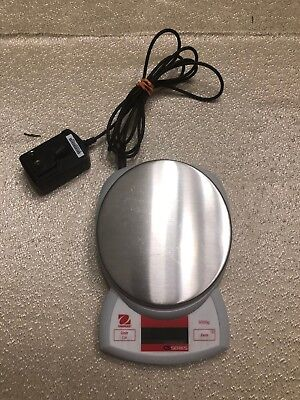 Ohaus  CS 5000 Compact Portable Bench Scale -  Authentic Charger Included