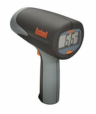 Bushnell Velocity Speed Gun LCD display to 110 MPH  point-and-shoot Large clear