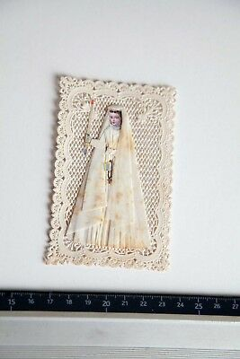 Antique-HOLY-CARD-Vintage- canivet  - german or french (249)