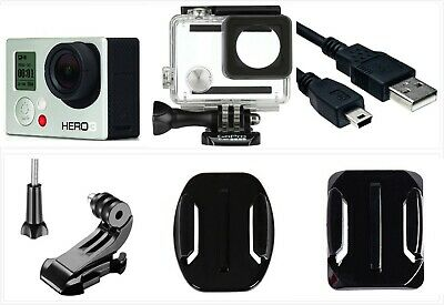 Used GoPro HERO 5 Session Waterproof 4K 10MP Ultra HD Action Camera Camcorder