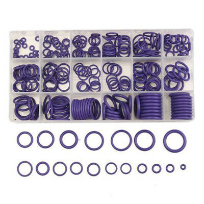 18 Sizes 270pcs Rubber O Ring Washer Seals Assortment Set Kit For Hydraulic Pump