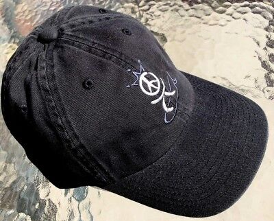 """Scotty Cameron GALLERY ONLY Release """"Black"""" TOUR PEACE SURFER 🏄 Slouch Hat"""