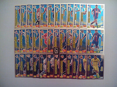 Set Completo 36 Cards Idolos Adrenalyn Xl Liga Santander 2018 2019