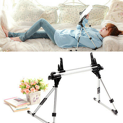 Foldable Desk Floor Stand Lazy Bed Tablet Holder Mount For iPad Tablet PC Lot A9