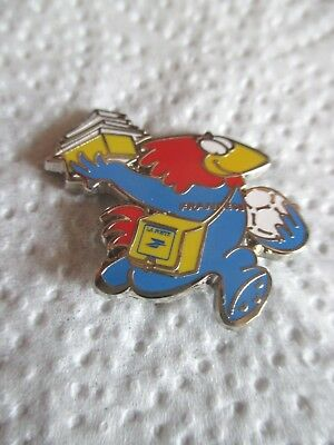 pins Footix mascotte coupe du monde de football 98 France la poste