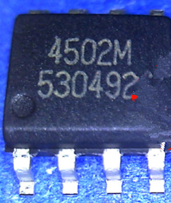 1 PCS New AP4502M 4502M SOP8   ic chip
