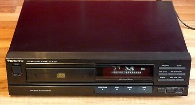 Technics SL-P27A CD Player