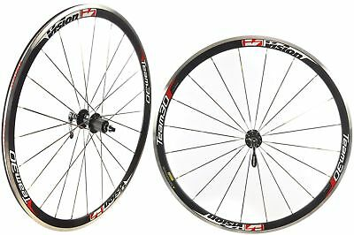 650c Vision Team 30 Alloy Clincher Triathlon Wheel Set
