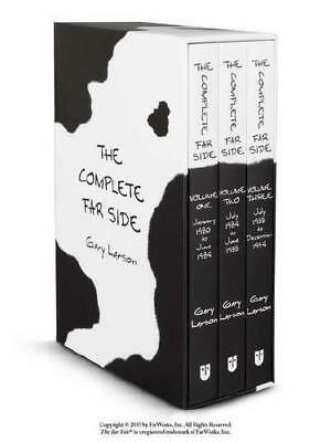 The Complete Far Side by Gary Larson