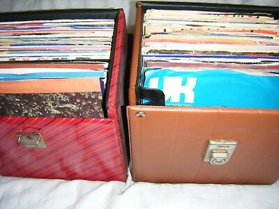 "120 X 7"" Singles  70S / 80S  + 2 Boxes, Excellent Condition."
