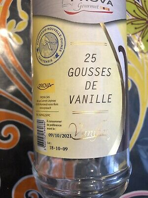 25. Veritables Gousses De Vanille
