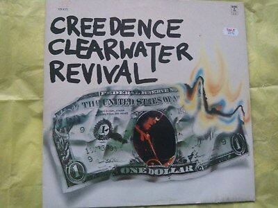 CREEDENCE CLEARWATER REVIVAL/Best of/Greatest Hits/Dutch Release/UK RARE
