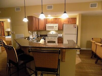 2 Bdrm Deluxe 7 Nights Febryary 24  Bonnet Creek 2-24-19