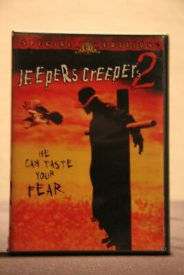 Jeepers Creepers 2 (DVD, 2003, Special Edition) - Used
