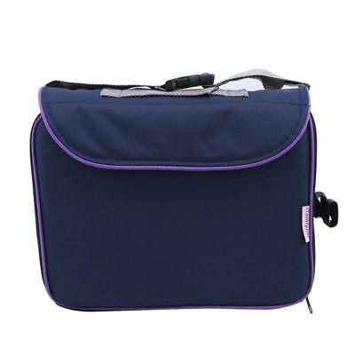 Portable Seat Water Proof Fabric Foldable Feeding Chair Baby Dining Chair Bag W