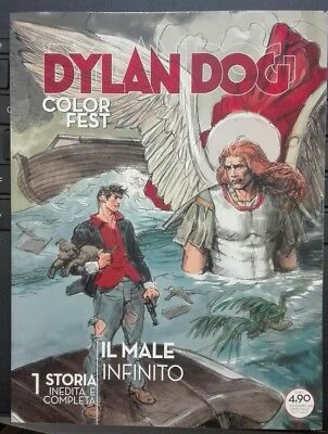 DYLAN DOG COLOR FEST n.27 Il male infinito