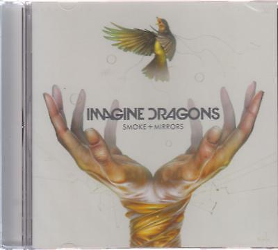 CD -Imagine Dragons CD Smoke + Mirrors (DELUXE EDITION) 602547177544 -BRAND NEW