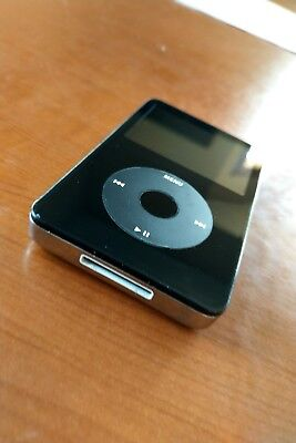 80GB iPod Video Classic 5th Generation w/ tons of Music and Movies