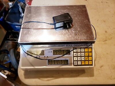 Northern industrial 6.6 LB shipping scale  Counting Scale bait scale scientific