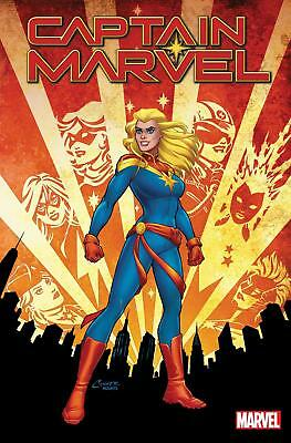 Captain Marvel (2019) #1 (1A / A cover - Amanda Conner / Connor) Marvel - NEW!