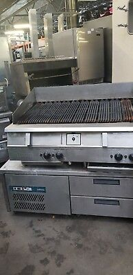 Falcon Chargrill Char Grill Char Broiler radiant Grill