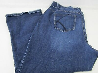 Lane Bryant Jeans Size 22 Petite T3 Tighter Tummy Technology Boot Cut