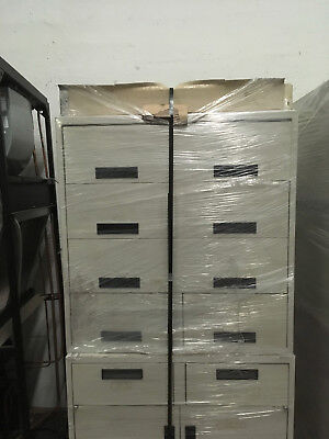"A Condition LabCrafters Laboratory Casework Bench -  Drawer Unit 30""x35""x22"""