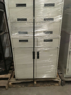 "A Condition LabCrafters Laboratory Casework Bench -  Drawer/Door 30""x35""x22"""