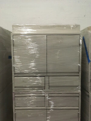 "Kewaunee Contour Laboratory Casework Bench -  Drawer/Door Unit 36""x35""x22"""