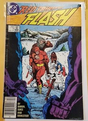 Flash #7 (Dec 1987, Marvel) First Appearance of Blue Trinity and more.