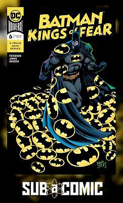 BATMAN KINGS OF FEAR #6 (DC 2019 1st Print) COMIC