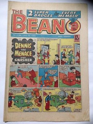 DC Thompson THE BEANO Comic. Issue 2164. January 7th 1984. **Free UK Postage**