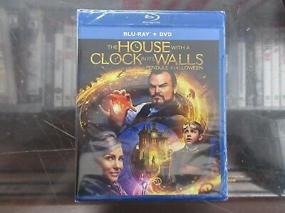 The House with a Clock in Its Walls [Blu-ray + DVD + Digital]