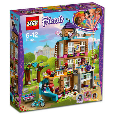 LEGO 41340 La casa dell'amicizia - Friends 6-12  Pz 722
