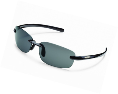 9dcd8f08d6 SUNCLOUD POLARIZED OPTICS Momentum Sunglasses Black Frame with Gray ...